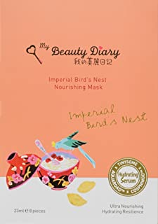 My Beauty Diary Imperial Bird's Nest Mask, 8ct