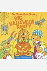 The Berenstain Bears' Big Halloween Party: Includes Stickers, Cards, and a Spooky Poster! Kindle Edition