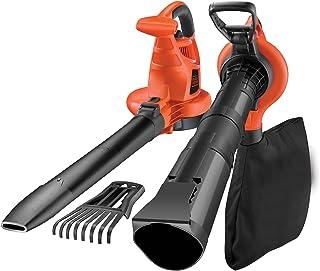 BLACK+DECKER GW3050-QS - Soplador, aspirador y triturador de