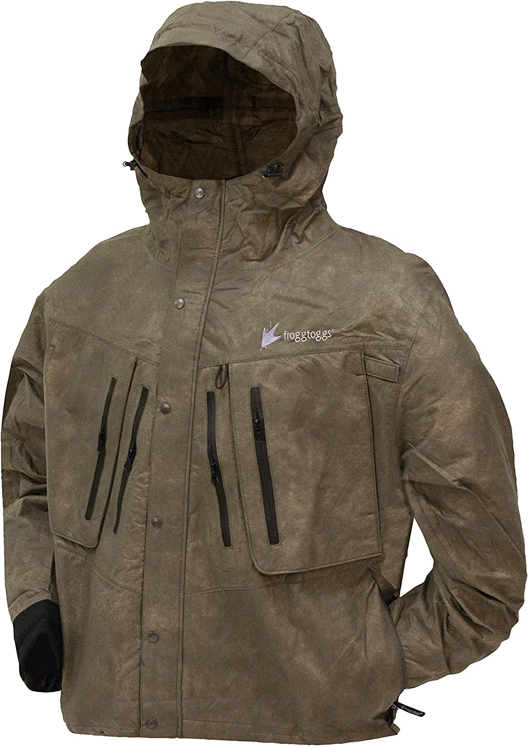 FROGG TOGGS Tekk Toad Breathable Wading Rain Fixed price for sale Jacket Ranking TOP19