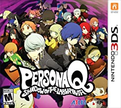 Best persona q 3ds console Reviews