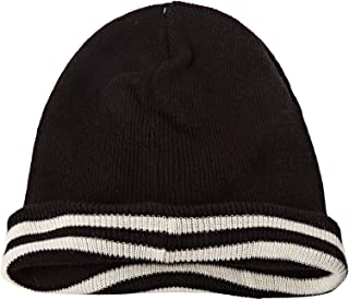 Stradivarius CAP For Women,BLACK,M