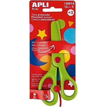 Tijera creativa Zigzag APLI Kids 12817 13 cm