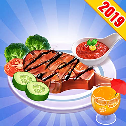 Feliz Cozinhando Febre Restaurante Jogo: Louco Chefe de cozinha 2021