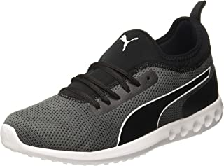 Puma Unisex's Concave V2 Idp Black White-cas Running Shoes