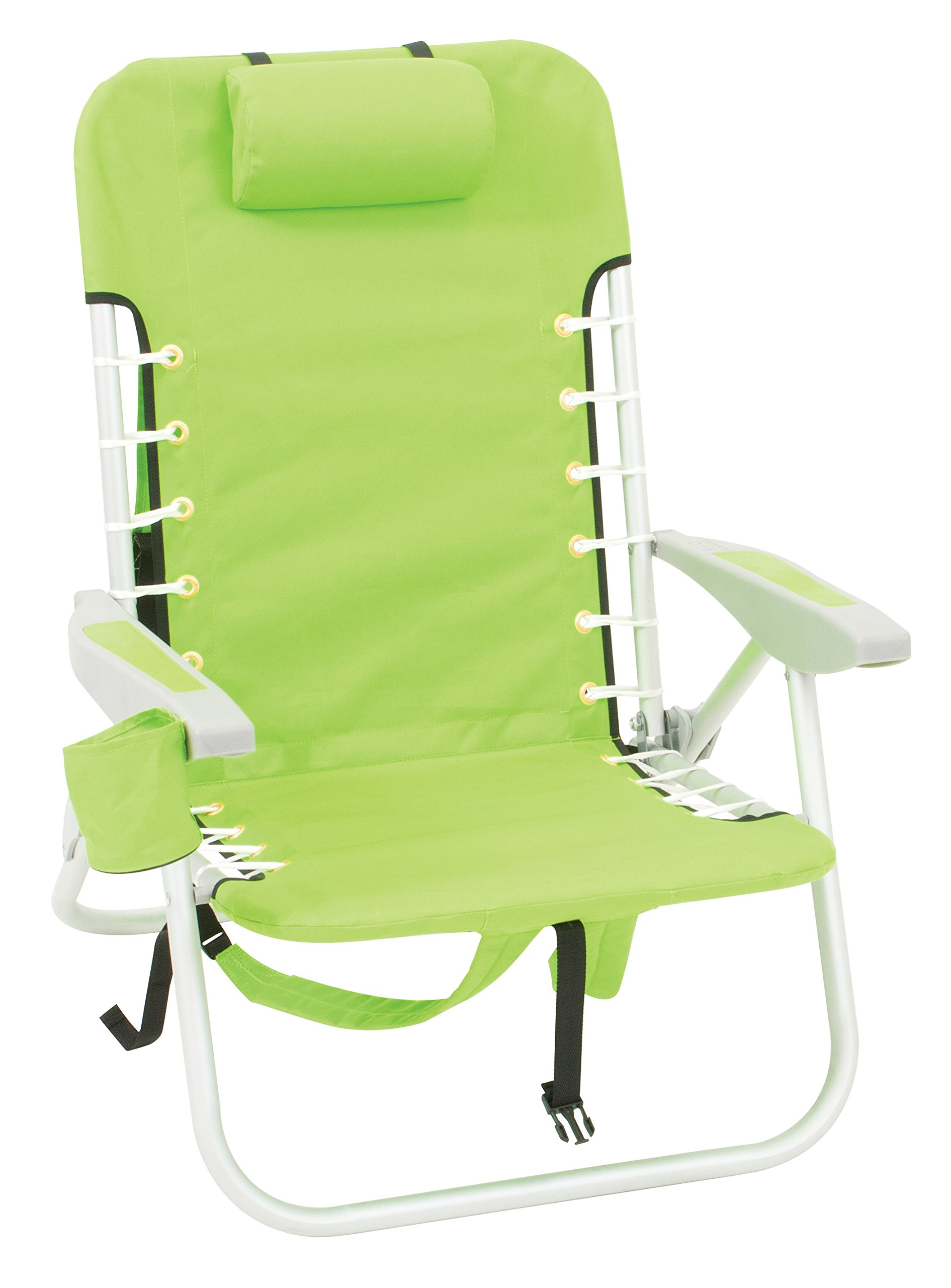 Beach Lace Up Suspension Folding Chair