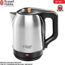 Russell Hobbs Automatic Stainless Steel Electric Kettle RJK1518IN 1500 Watt - 1.8 Litre