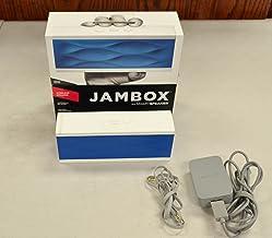 Jawbone - Jambox Bluetooth Speaker Special Edition White-blue