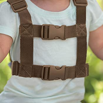 Travel Bug Toddler Character 2-in-1 Safety Harness - Monkey