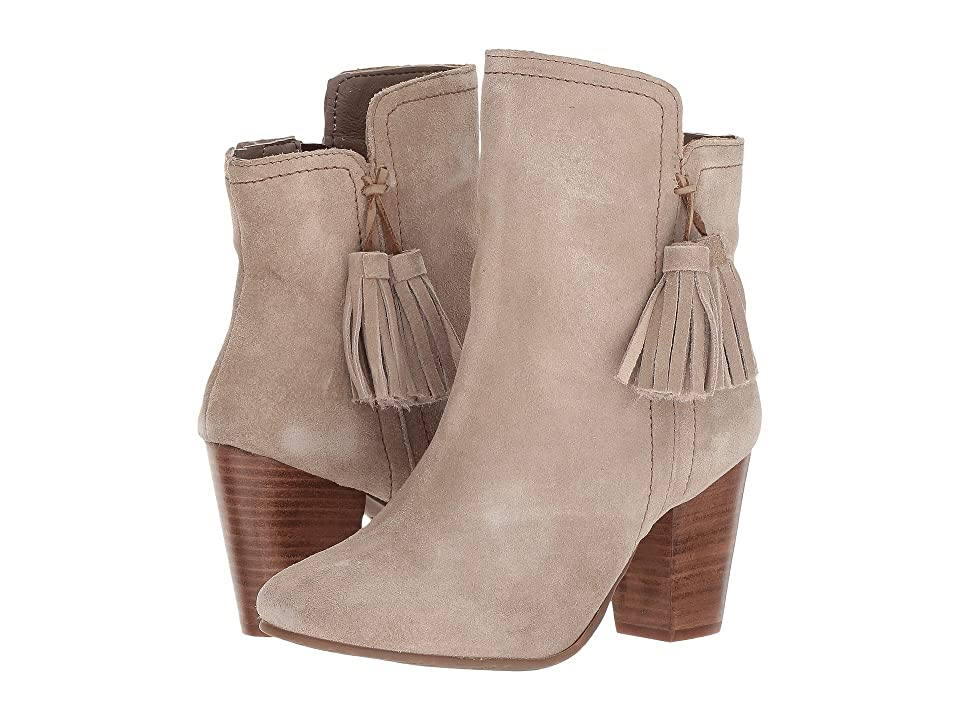 Hush Puppies Daisee Billie (Taupe Suede) Women