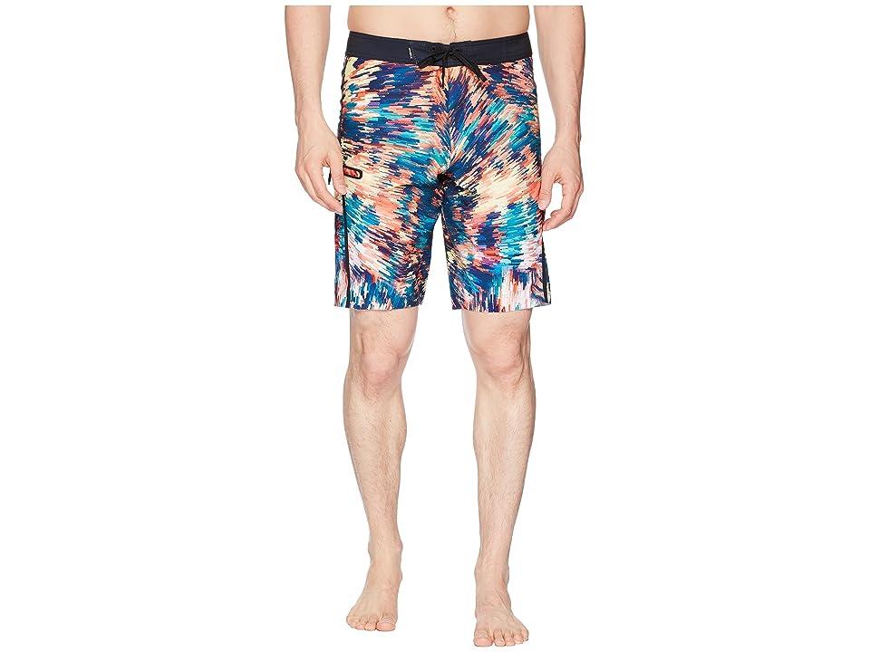 O'Neill Hyperfreak Crystalize Boardshorts (Multi) Men's Swimwear