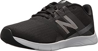 New Balance Women's 611v1 Cross Trainer, Charcoal/Metallics, 6 B US