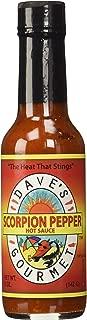 Daves Gourmet Sauce (Scorpion Pepper, 2)