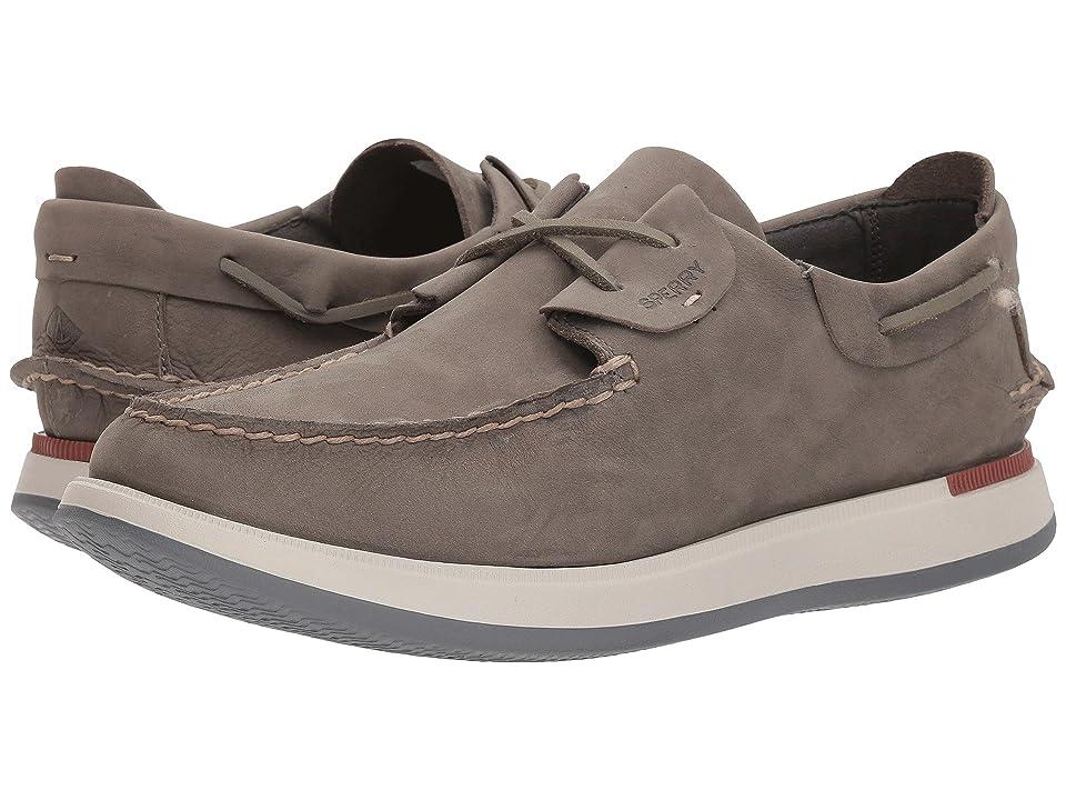 Sperry Caspian Leather (Grey) Men