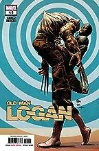 OLD MAN LOGAN #45 RELEASE DATE 8/8/2018