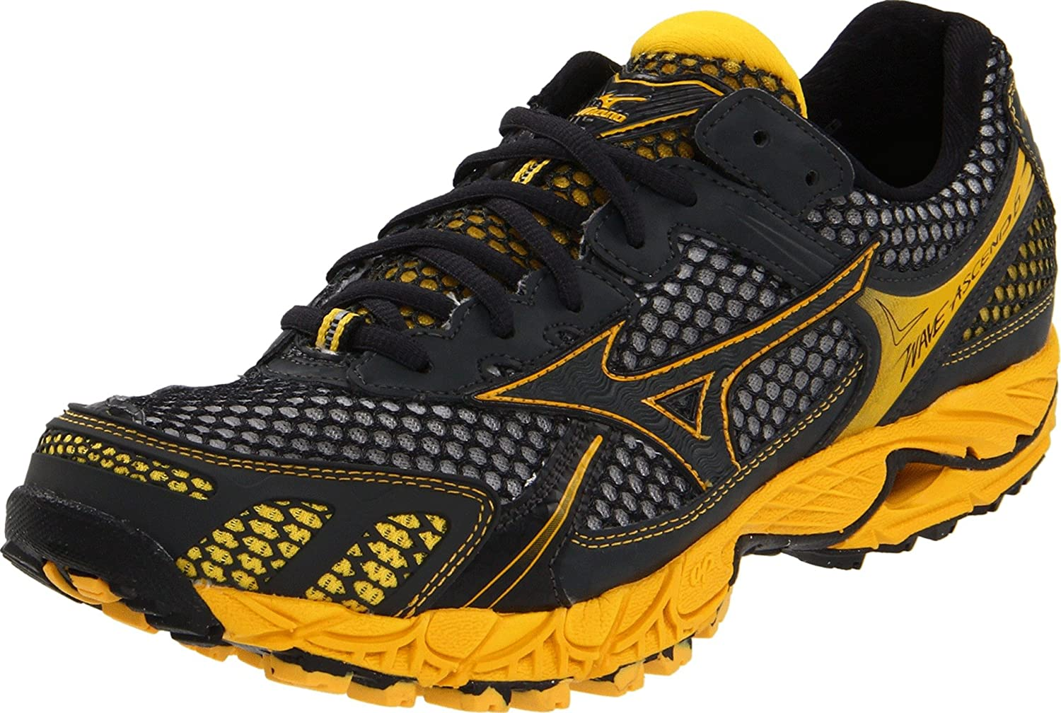 Mizuno Men's Inventory cleanup selling sale Wave Ascend 40% OFF Cheap Sale Running Shoe 6