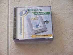 Memory Card for Nintendo 64 (Renewed)