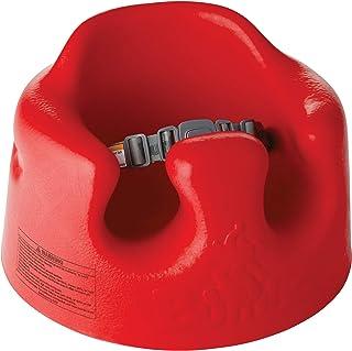 Bumbo BMB003 Trona alzador Asiento duro Rojo trona infantil - Silla alta (Trona alzador, Asiento duro, Rojo, Monótono, Niño/niña)