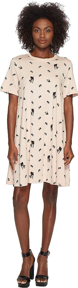 McQ - Babydoll Dress