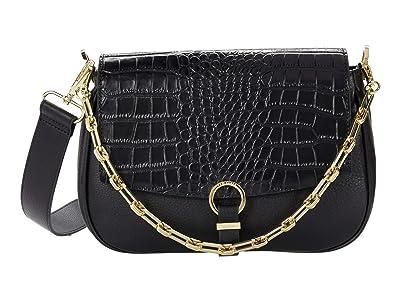 Ted Baker Jjolie Crossbody (Black) Cross Body Handbags