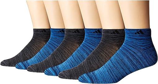 Collegiate Navy/True Blue Space Dye/Black Black/Onix