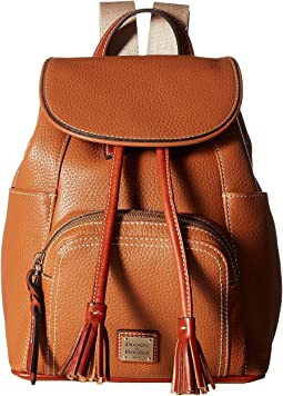 Dooney & Bourke Pebble Medium Murphy Backpack