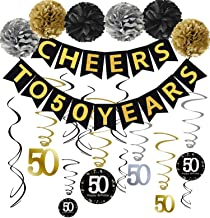 Best 50th wedding decorations Reviews