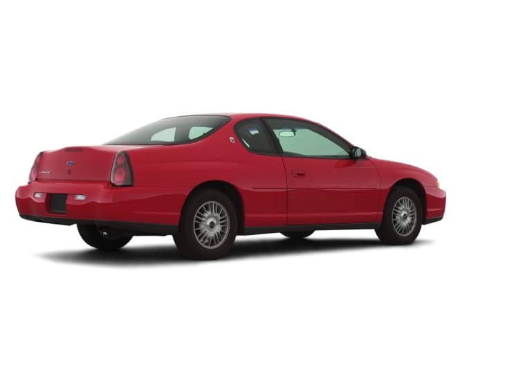 Amazon.com: 2000 Chevrolet Monte Carlo Reviews, Images, and Specs: Vehicles