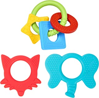 Dr. Brown's 3 Piece Flexees Friends and Learning Loop Teether Set