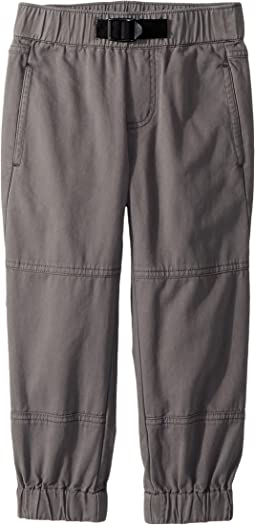 Almond Banded Cotton Joggers (Toddler/Little Kids/Big Kids)