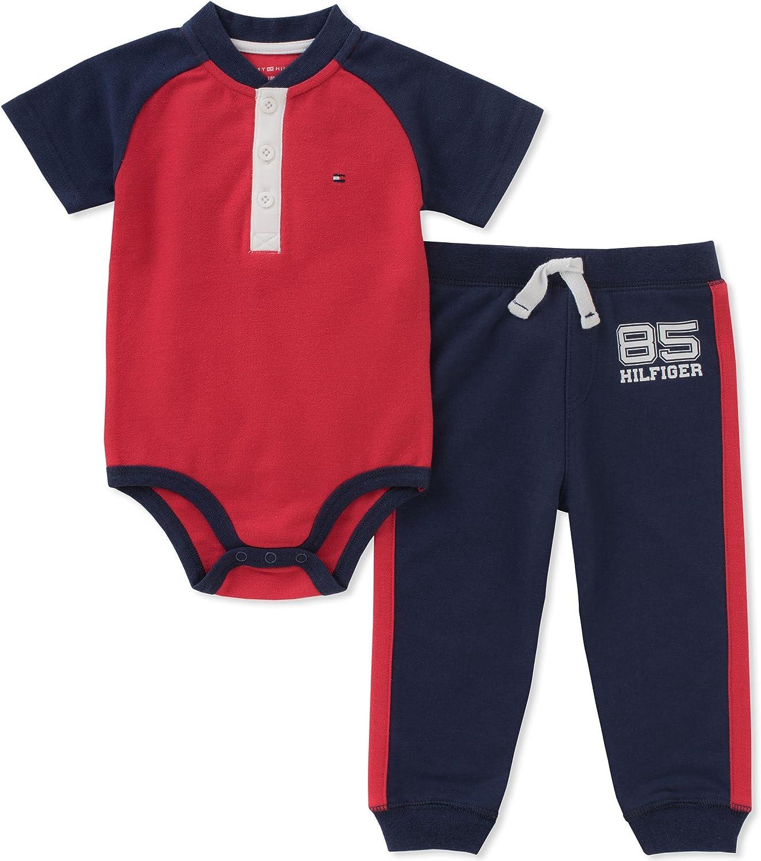 Tommy Hilfiger Boys Pants Pack of 2