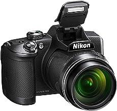 Nikon Coolpix B600 VQA090EAK1 - Cámara Bridge de 16 MP (Full HD 1080/30p, Sonido Estéreo, SnapBridge, LCD, autofoco) - Kit con Estuche, Tarjeta SD y Libro - Versión Nikonistas