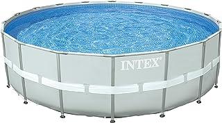 comprar comparacion Intex Ultra Frame - Piscina Desmontable, 549 x 132 cm, con depuradora y complementos (28332NP)