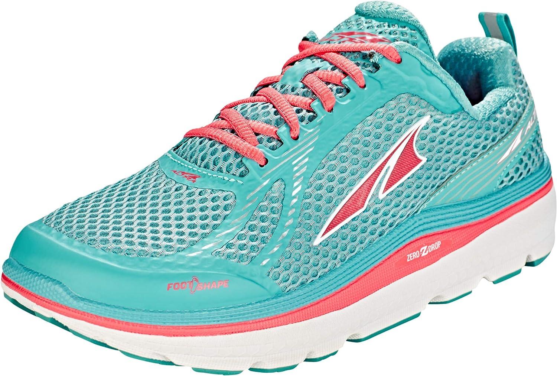 Altra Paradigm 3.0 schuhe Damen Light Blau 2018 Laufsport Schuhe