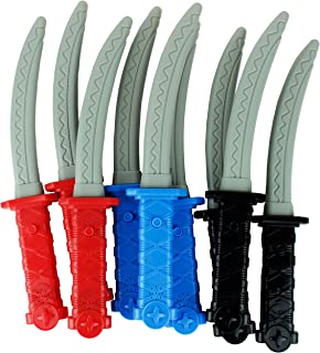 Boley 12 Piece Ninja Sword Party Pack Set - Massive Party Pack Pretend Play Sword Set for Kids and Children - Perfect for ...