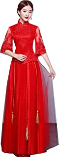 Best traditional chinese wedding dress Reviews