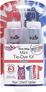 Tulip One-Step Tie Dye Kit, Mini, Patriot, 2-Pack