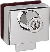 Inceca 2680006 - 门玻璃锁(钢)