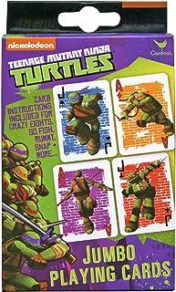 Nickelodeon Teenage Mutant Ninja Turtles Jumbo Playing Cards - TMNT Card Deck
