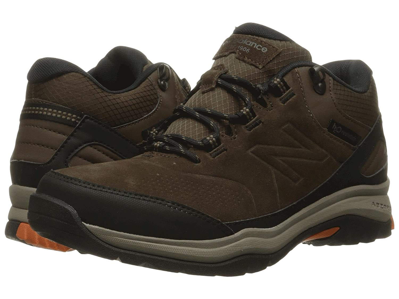 (ニューバランス) New Balance メンズウォーキングシューズ?靴 MW779v1 Brown/Black 10.5 (28.5cm) 4E - Extra Wide