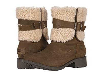 UGG Blayre Boot III (Chipmunk) Women
