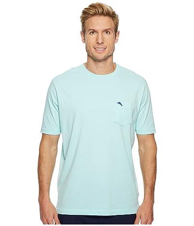 Tommy Bahama New Bali Skyline T-Shirt (Aqua Mist) Men