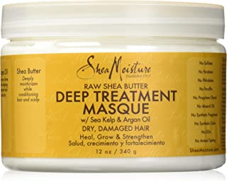 Shea Moisture Raw Shea Butter Deep Treatment Masque for Unisex - 12 oz