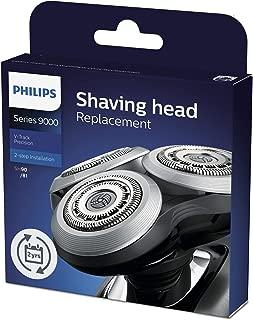 (正規品)フィリップス メンズシェーバー 9000シリーズ 替刃 ブラック SH90/81