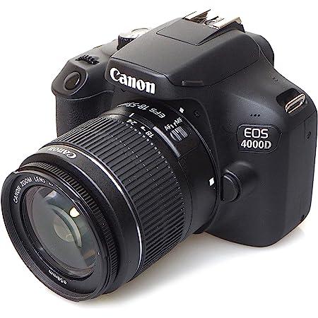 Canon Eos 4000d Kit 18 55mm Dc Iii Spiegelreflexkamera Kamera