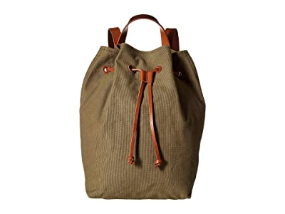 Madewell The Canvas Somerset Backpack (British Surplus) Backpack Bags