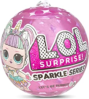 L.O.L. Surprise!- Sparkle Series con Acabado de Purpurina Y