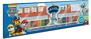 Multiprint Paw Patrol - Juegos de Sellos para niños (Multicolor, Caucho, Madera, 3 año(s), Italia, 860 mm, 30 mm)