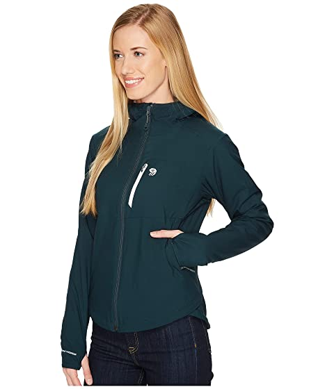Hardwear con Mountain capucha azul Spruce chaqueta Skypoint 1zwqdtxwU