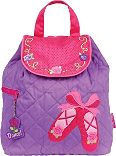 personalized stephen joseph quilted backpacks
